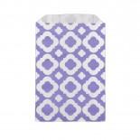 Saquinhos de Papel Violeta Mod