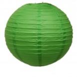 Luminária de Papel Verde Limão 35cm