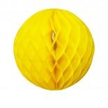 Globo de Papel Amarelo 24cm