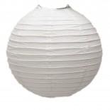 Luminária de Papel Branca 35cm