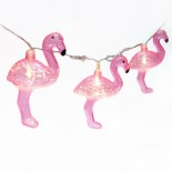 Cordão de Luz Flamingo LED