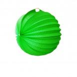 Acordeon de Papel Verde Limão 20cm