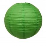 Luminária de Papel Verde Limão 30cm