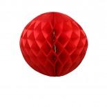Globo de Papel Vermelho 20cm