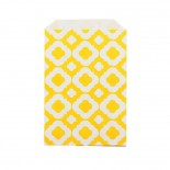 Saquinhos de Papel Amarelo Mod