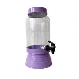 Suqueira de Vidro Violeta 3.2 Litros