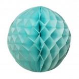 Globo de Papel Azul Claro 30cm