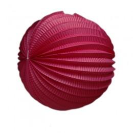 Acordeon de Papel Rosa Pink 25cm