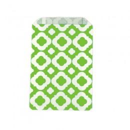Saquinhos de Papel Verde Limão Mod