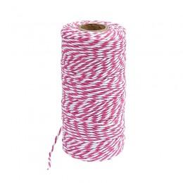 Bakers Twine Rosa Pink 100 metros