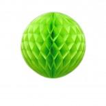 Globo de Papel Verde Limão 20cm