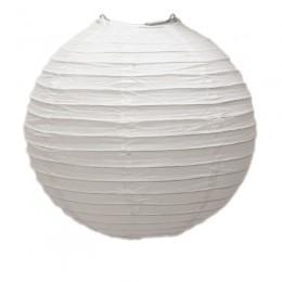 Luminária de Papel Branca 30cm