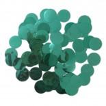 Confete Laminado Verde Água 15gr