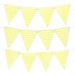 Bandeirola Amarelo