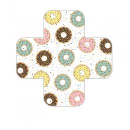 Forminhas para Doce Donuts