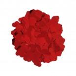 Confete Laminado Coração Vermelho com 15gr