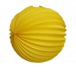 Acordeon de Papel Amarelo 25cm