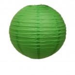 Luminária de Papel Verde Limão 25cm