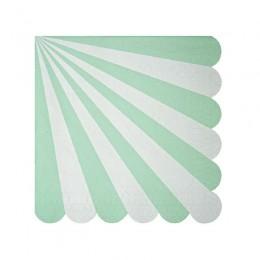 Guardanapo de Papel Wave Verde Claro 20 Uni