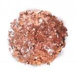 Confete Picado Laminado Rose Gold 15gr