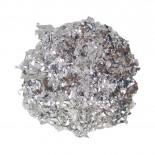Confete Picado Laminado Prata 15gr