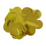 Confete Laminado Dourado