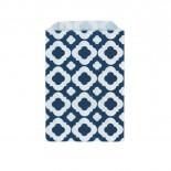 Saquinhos de Papel Azul Marinho Mod