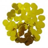 Confete Laminado Dourado 15gr
