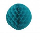 Globo de Papel Azul Turquesa 20cm