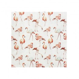 Guardanapo de Papel Flamingos