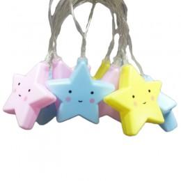 Cordão de Luz LED Estrelas